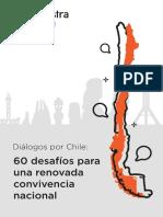 Diálogos por Chile - 60 desafíos para una renovada convivencia nacional