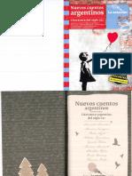 nuevos cuentos argentinos