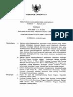 Perda Prov Gorontalo No 9 Th 2017 Ttg Rencara Tata Ruang Kawasan Strategis Danau Limboto (1)