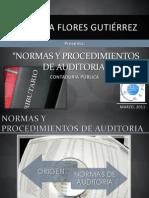 NORMAS Y PROCEDIMIENTOS DE AUDITORIA. FinalPDF