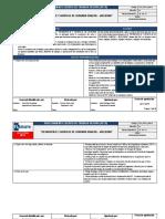 FLS_PETS_LB006_V01Desmontaje y montaje de Zaranda Humeda Molienda Rev02