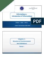 Chapitre 2 - InFO1 - Partie1