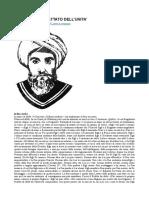 IBN ARABI e IL TRATTATO DELL