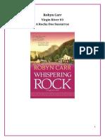 03 - Robyn Carr - A Rocha Dos Sussurros