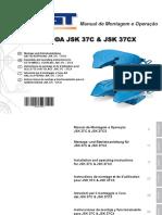 JOST - JSK37CX - Caracteristicas