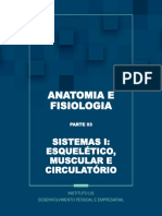 Anatomia Livro III Sistemas Esquelético, Muscular e Circulatório