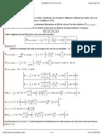 TD n°05 statique Correction