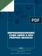 Livro Empreendedorismo
