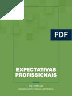 Livro Expectativas Profissionais