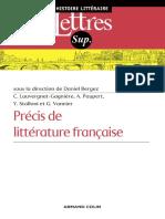 Précis de Littérature Française by BergezYves Stalloni, Gilles, VannierBergez, Daniel (Z-lib.org).Epub