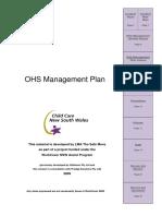 OHS_Management_Plan