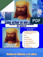 Cómo actuar en unacrisis EL MORYA 1