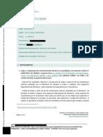 Resolución del Consejo de Transparencia a la reclamación de Maldita.es sobre las evaluaciones internas del Ministerio de Sanidad