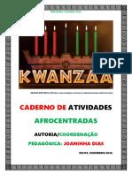 KWANZAA - ATIVS. AFROCENTRADAS