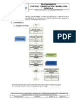 R-pr - Control y Verificacion Calibracion Bascula