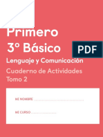 LEO PRIMERO TOMO 2- 3° BASICO