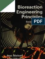 Bio Reaction Engineering Principles 2nd Ed - J. Nielsen, Et Al., (Kluwer, 2003) WW