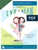 Ivy + Bean Full Series Educator Guide