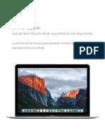 OS X El Capitan Top Features Demo Guide_v14-es_LA_L542555A-es_LA