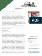Interrupciones de los Análisis _ Topía
