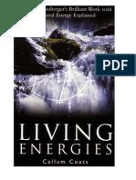 Viktor Schauberger Living Energies With Callum Coats