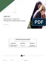 IOPS 311 SU7