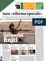 TERRA - quotidiano del 06/03/2011