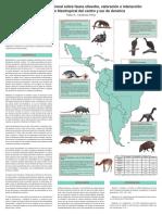 Conocimiento Tradicional sobre fauna silvestre en región neotropical de centro y sur de américa