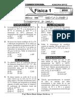 2DA autoevaluacion ceprunsa - ENUNCIADOS