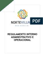 Regulamento Interno Operacional Administrativo 2019 atualizado