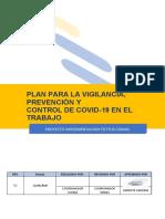 IG-PVPC-002 Plan de vigilancia, prevención y control de COVID-19 en el trabajo rev04