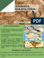 GEOGRAFIA (CARTOGRAFIA GERAL)