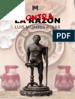 Catalogo Luis Montes Rojas Contra la razon