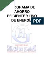 02 Programa de Ahorro Eficiente y Uso de Energia