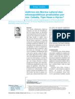 Estudo Cefalométrico em Norma Lateral das Alterações Dentoesqueléticas produzidas por Três Expansores Colado, Tipo Haas e Hyrax