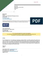 3.22.21 -  5 Emails RTK