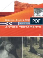 Introdução Ao Antigo Testamento - Raymond B. Dillard & Tremper Longman III