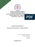 Analisis Comparativo Entre El Sistema Inquisitivo y Acusatorio Prof Ana Gamboa Uba 2018 (1)