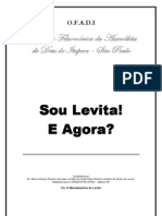 Compromisso do Levita com a Orquestra OFADI