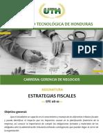 Modulo II Estrategias Fiscales