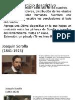 Helena Judith López Alcaraz - Ejercicio Pintura Sorolla
