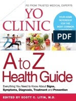 Mayo Clinic a to Z Health Guide_ Everything You Need to Know About Signs, Symptoms, Diagnosis, Treatment and Prevention ( PDFDrive )