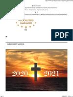 Apocalipsis Mariano - Nuevo Orden Mundial