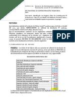 CARTA DE RECONSIDERACION SUNAT JORMER SAC