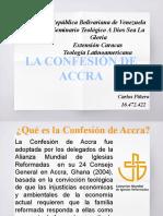 Confesión de Accra