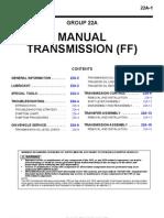 4G63 Transmission