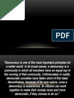Democratic Intervention
