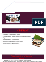 Tema 2. Izvoarele dreptului muncii