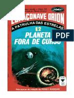 Espaçonave Orion - 02 - Planeta Fora de Curso