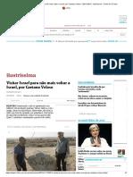 Visitar Israel para não mais voltar a Israel, por Caetano Veloso - 08_11_2015 - Ilustríssima - Folha de S.Paulo
